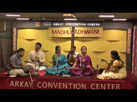 Arkay Convention Center's VII Anniversary - Archana and Aarthi Vocal Duet