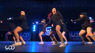Royal Family  - FRONTROW - World of Dance Los Angeles 2015 mp3