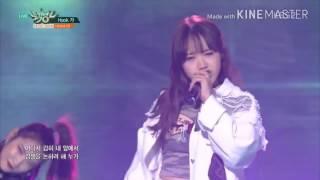 최유정 훅가  랩 모음