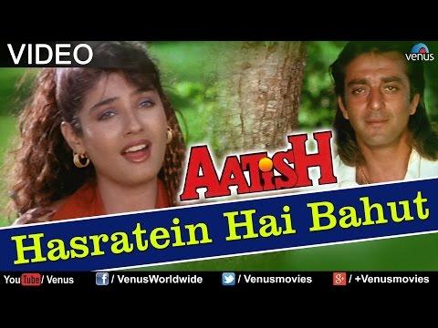 Hasraten Hai Bahut Magar (Aatish)
