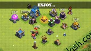 TH 12 PRIVATE SERVER 2018 WITH SIEGE MACHINE and Buildings Link