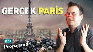 PARİS: ÇÖPLÜK ŞEHRİ