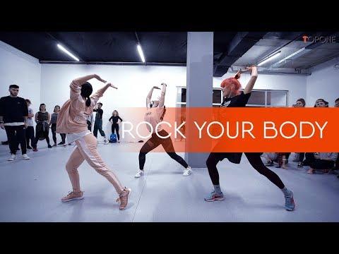 Burna Boy — «Rock Your Body» | dancehall by Darina Kolomiets