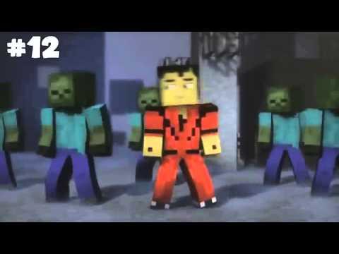 My Top 20 Minecraft Music Videos 2014