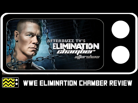 WWE's Elimination Chamber for February 12th, 2017 Review & A