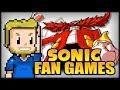 Sonic Fan Games - Pixelated Memories