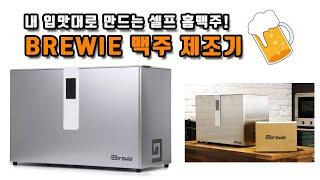 Brewie가정용 업소용 홈메이드 핸드메이드 맥주 제조…