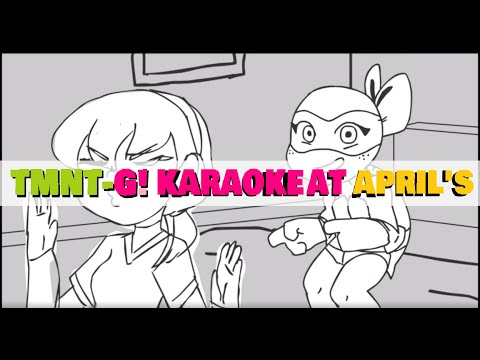 ~TMNT-G! Karaoke at April's REMAKE~