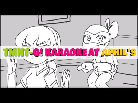 ~TMNT-G! Karaoke at April's REMAKE~