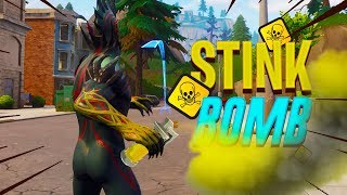 The New STINK BOMB in Fortnite