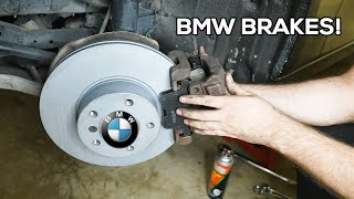 The Ultimate BMW Brake Change Guide