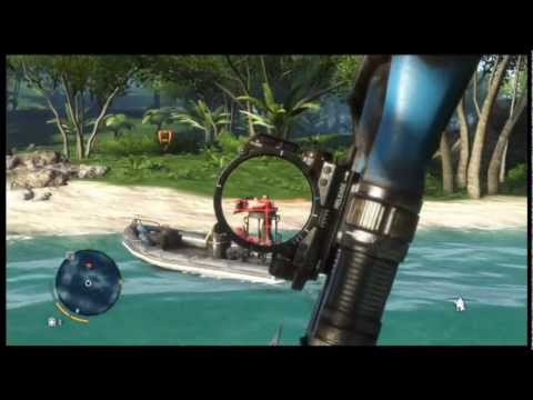 Far Cry 3 Bow Montage