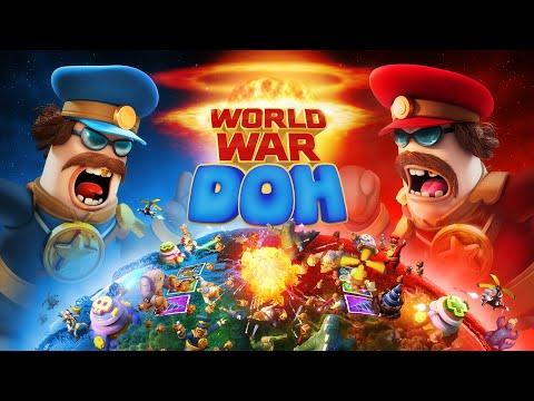 World War Doh | Pre-Register Now!