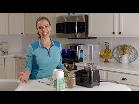 Yvette's Sweet Green Smoothie | Muy Bueno