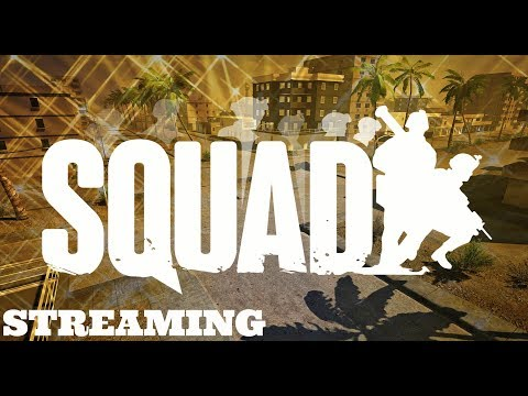Squad | TAKING HEAVY FIRE!! | ALWAYS JOIN LOSING TEAM | [STREAMING]