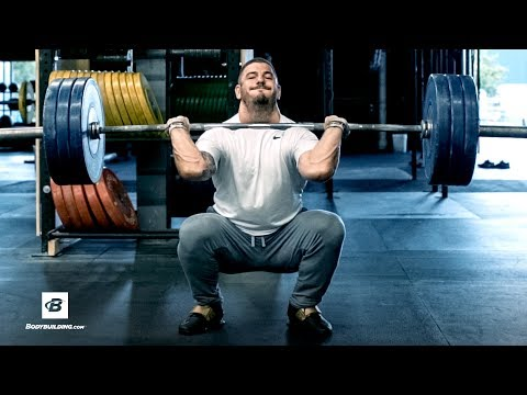 Who's Ready to Work?  Mat Fraser: The Making of a Champion  Part 11