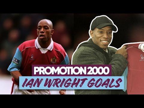 IAN WRIGHT'S LAST GOALS IN FOOTBALL | PROMOTION 2000