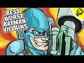 The 11 Best Worst Batman Villains Ever! (The Dan Cave w/ Dan Casey)