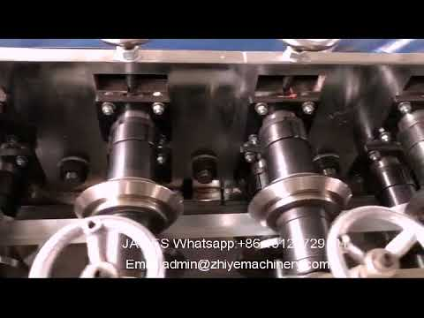 Steel V Angle Roll Forming Machine  Working Video