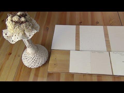 Меловая краска: преимущества состава, нюансы применения и изготовления