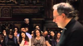 8° Incontro sul Credo Apostolico - II Parte - La Santa Chiesa Cattolica