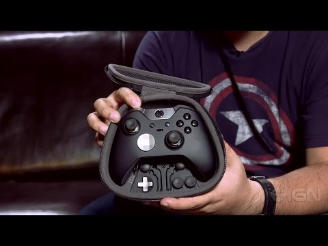 Xbox One Elite Controller Unboxing by IGN