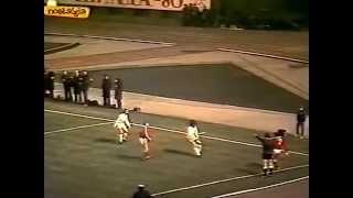 СПАРТАК - Реал (Мадрид, Испания) 0:0, Кубок Европейских Чемпионов - 1980-1981