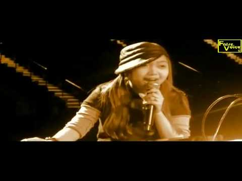 Charice - Somewhere over the rainbow rehearsal for boston show