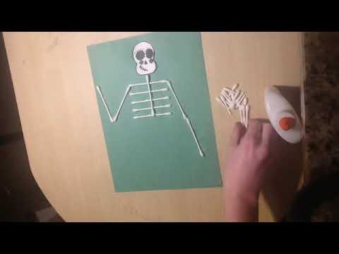 Q Tip Skeletons