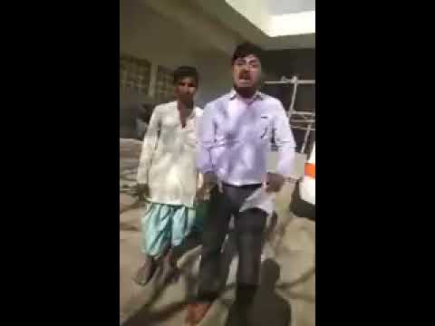 Bangalore Ambulance driver disrespectful to a Dead. Pls share with everyone.