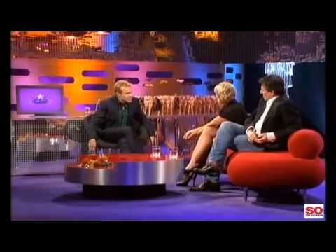 Graham Norton  2007S2xE2 Gabriel Byrne, Leticiapart 1