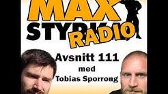 Avsnitt 111 - Tobias Sporrong