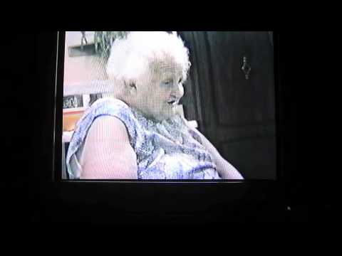 Granny singing You are my Sunshine