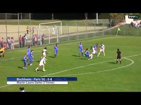 Coupe de france f minine les buts des quarts de finale - Quarts de finale coupe de france ...