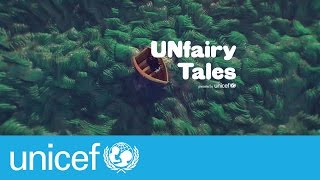 Unfairy Tales: Listen to Ali's story | UNICEF