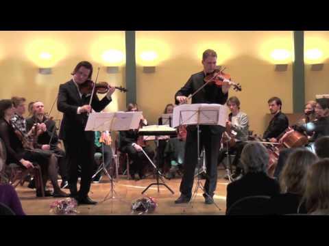 Bjarne Magnus Jensen & Karl Espegard - Handel Halvorsen Passacaglia