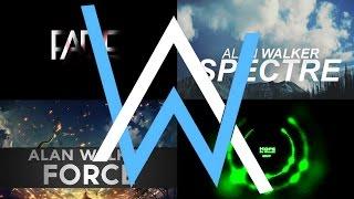 Gambar cover Alan Walker - Fade X Spectre X Force X Hope