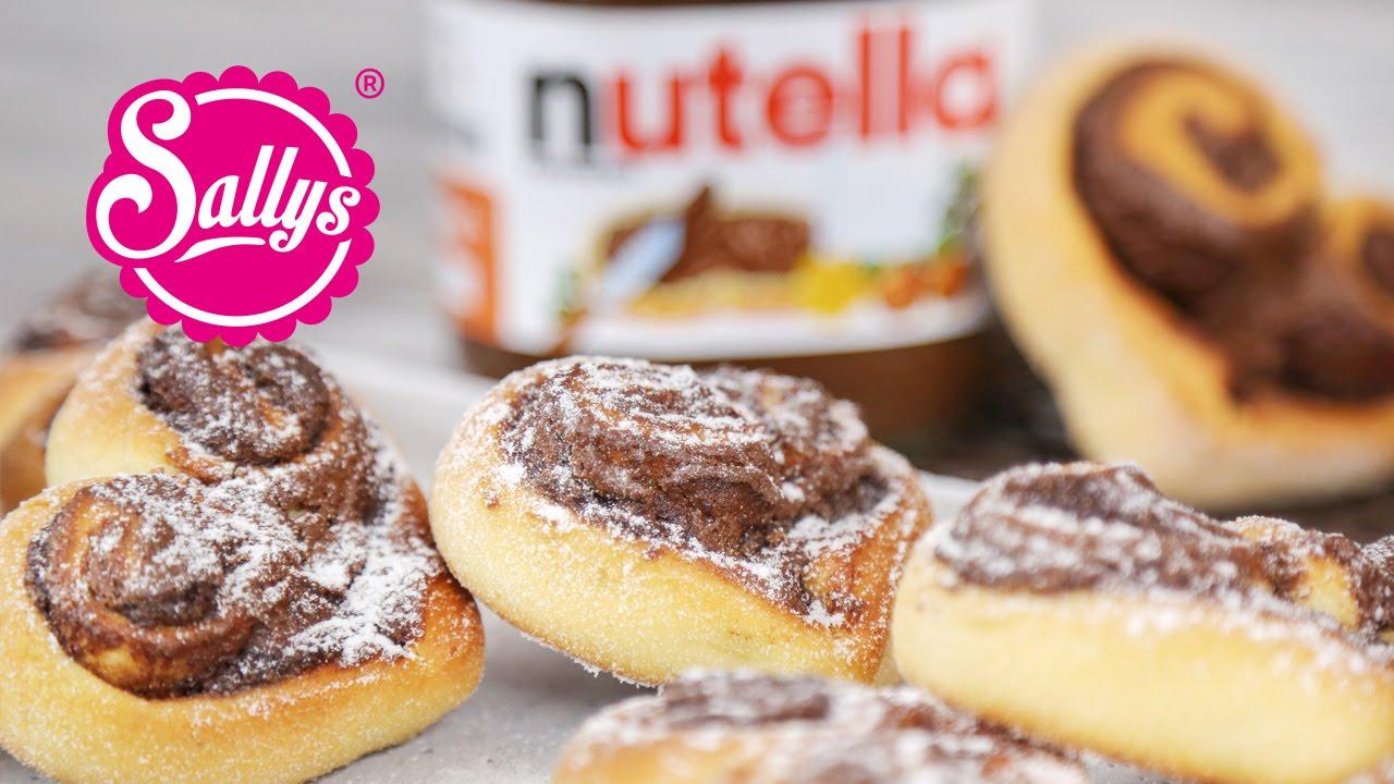 Nutella Herzen Schnelles Rezept Zum Valentinstag Youtube