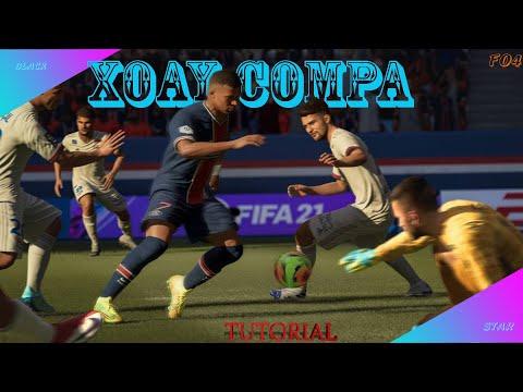 [ FIFA ONLINE 4 ] TUTORIAL #SKILLFO4 : Hướng Dẫn Skill Xoay Compa Bằng Bàn Phím Siêu Đơn Giản
