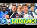 GODIAMO!! NAPOLI-JUVENTUS 2-1 | LIVE REACTION NAPOLETANI dallo STADIO MARADONA!