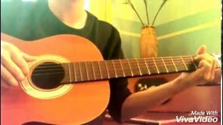 Tình yêu chấp vá guitar cover - Mr. Siro
