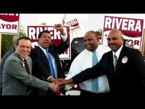 DAN RIVERA Massachusetts Latino Chamber of Commerce Government Inspiration Award