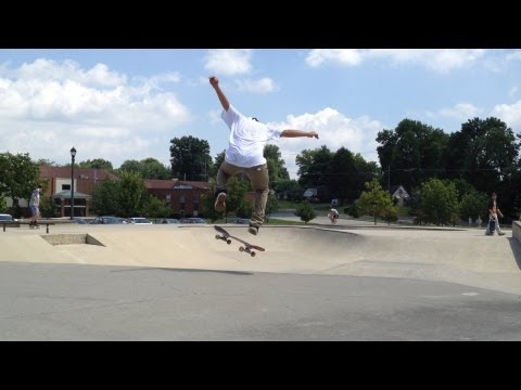 Download Nollie 360 Bigspin! - Casey Bechler!