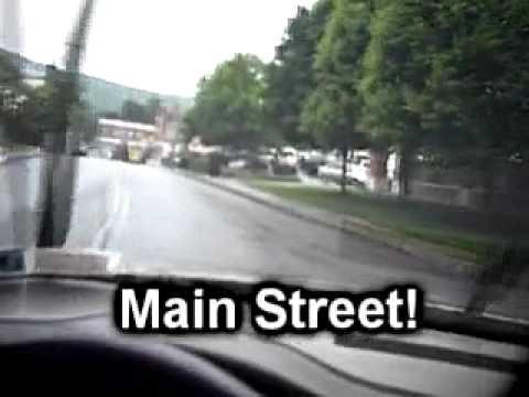 Hometown - Driving