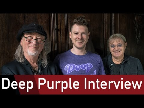 Deep Purple too old to Rock'n Roll? ROCK ANTENNE Interview