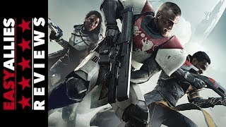 Destiny 2 - Easy Allies Review (Video Game Video Review)