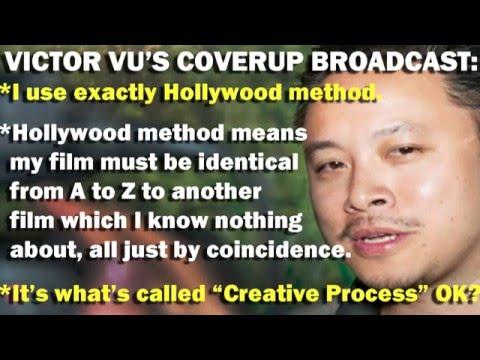 VICTOR VU SCAMS IN 5 MN (Victor Vu copycats, Victor Vu cover ups, Victor Vu scandals) Asia Film News