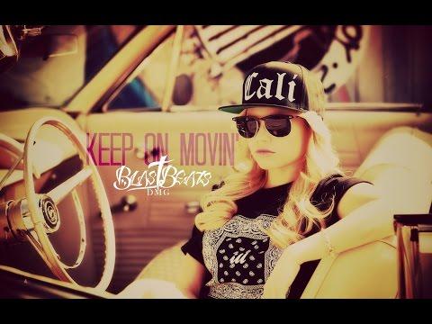 G Funk Instrumental - Keep on movin' (DMG Blast Beats) HD