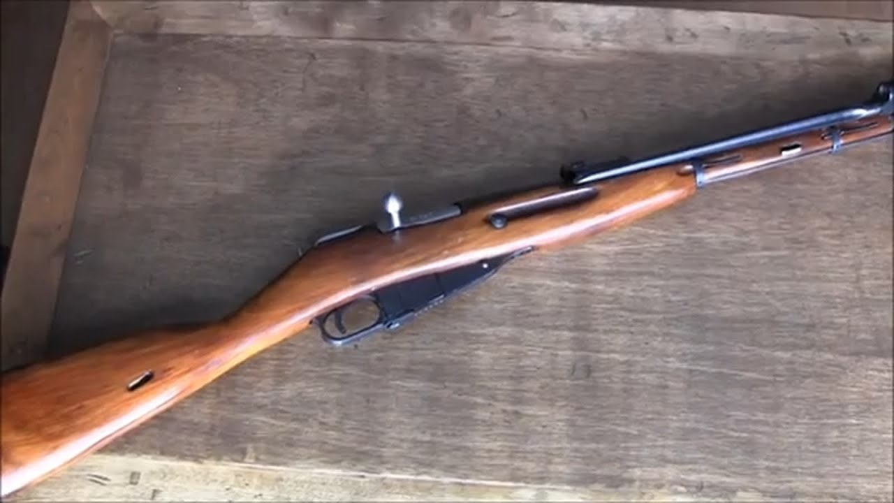 how to disassemble and clean a mosin nagant