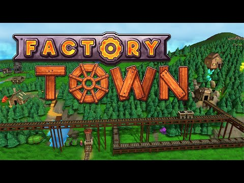 Factory Town by Erik Asmussen